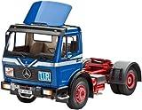 Revell 07467 - Modellbausatz - Mercedes-Benz 1628S mit Spoiler im Maßstab 1:25