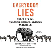 EVERYBODY LIES               M