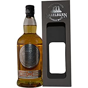 Hazelburn Rundlets & Kilderkins 50.1% 10 years old