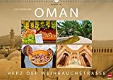 OMAN – Herz der Weihrauchstraße (Wandkalender 2015 DIN A3 quer): Der neue OMAN-Kalender (Monatskalender, 14 Seiten) (CALVENDO Orte)