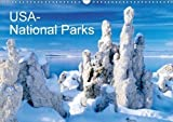 USA - National Parks (Wall Calendar 2018 DIN A3 Landscape): Pictures from different Nationalparks from the USA (Monthly calendar, 14 pages )