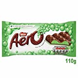 Nestlé Aero PEPPERMINT 100g - Pfefferminz-Schokolade