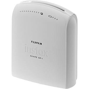 Fujifilm Instax SHARE SP-1 Stampante Fotografica Portatile, Bianco