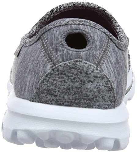 Skechers Go Walk Interval Damen Sport Sandalen Gray