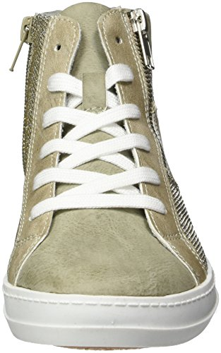 Jane Klain Damen 251 194 High-Top Braun (Taupe)