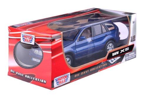 richmond-toys-118-bmw-x5-die-cast-collectors-model-car-blue