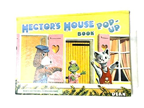 Hector's House Pop-Up Book