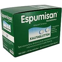 ESPUMISAN Kautabletten f.bildgebende Diagnostik 500 St Kautabletten preisvergleich bei billige-tabletten.eu