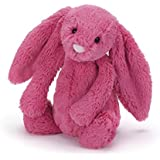 Jellycat Bashful Strawberry Bunny Medium - 12""