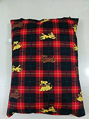 Trading Innovation Dog Bed Pet Supplies Large Extra XL Size Zip Cover With Inner Cushion Free P&P