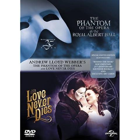 Cast Recording - Andrew Lloyd Webber'S The Phantom Of The Opera/Love Never Dies - Never Dies