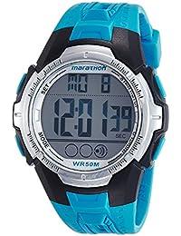 Timex Digital White Dial Men's Watch - TW5M06900