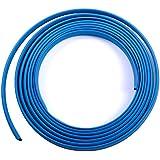 G&S 6mm Polyolefin HeatShrink-Tube Sleeve (3 Meters, Blue)
