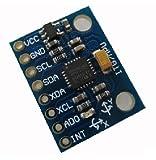 Wadoy MPU-6050-Modul 3-Achsen-analoge Gyro-Sensor + Beschleunigungssensor-Modul für MPU 6050