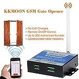 KKmoon GSM Toröffner door Opener Remote Switch-On/Off Call SMS gratis Steuerung verträgt 850/900/1800/1900MHz