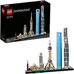 Lego Architecture Shanghai,, 21039