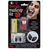 Fun World Kit de maquillage vampire Dents incluses
