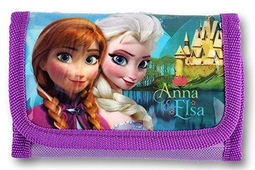 Portefeuille Frozen - la reine des neiges Disney