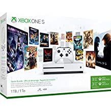 Xbox One S 1 To + 3 Mois Game Pass + 3 Mois Live Gold Xbox One