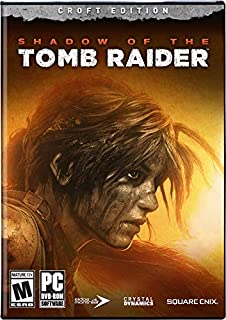 Shadow of the Tomb Raider - Digital Croft Edition [PC Code - Steam] (B07CVQG4GT) | Amazon price tracker / tracking, Amazon price history charts, Amazon price watches, Amazon price drop alerts