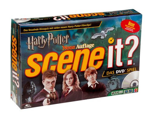 Mattel - Scene it? Harry Potter 2