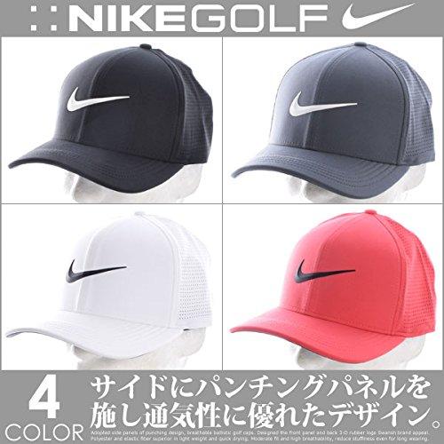 Nike u nk arobill clc99 perf, cappellino da baseball unisex-adulto, schwarz (schwarz 010), m