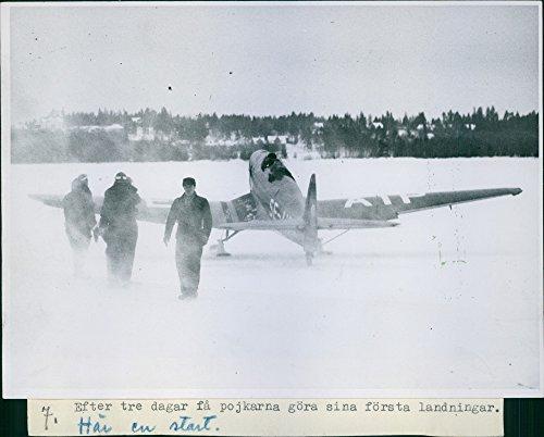 vintage-photo-de-vol-escape-finnish-russian-guerre-1939-40-apres-trois-jours-pour-obtenir-la-garcons