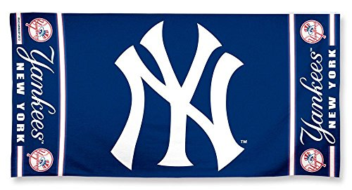 New York Yankees MLB Beach Towel (30x60