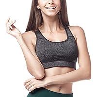 LAPASA Reggiseno Sportivo Top Fitness Jogging Donna L07+L28