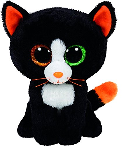 Beanie Boo Halloween Cat - Frights - 24cm 9""