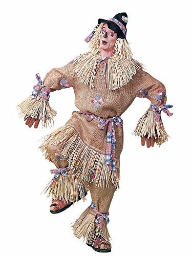 Forum Neuheiten 52946 Deluxe Scarecrow Kost-m (Adult Deluxe Scarecrow Kostüm)