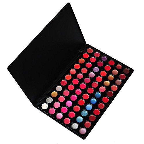 Contever® Set 66 Colori Palette Labbra Trucco - Lucidalabbra Donna