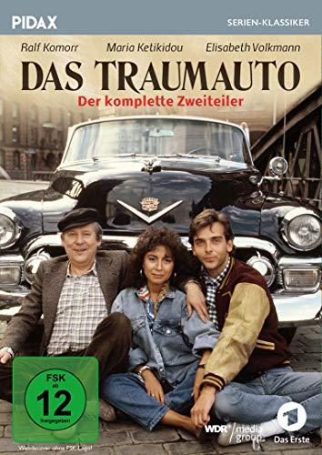 Das Traumauto / Der komplette Kult-Zweiteiler (Pidax Serien-Klassiker)