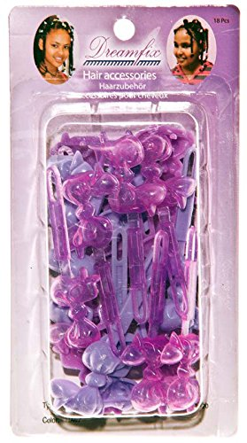 Dream Fix Kids Hair Accessories 18 Pcs ha07
