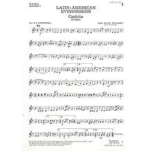 Südamerikanischen Evergreens: Akkordeon 2Teil–Sheet Music