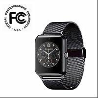 Bluetooth Smart Armbanduhr Pulsmesser Sportuhr Schlafüberwachung Anrufer-ID Heart Rate Monitor Romte Capture Fitness Tracker Ringing Erinnerung handy uhr für Android Smartphones