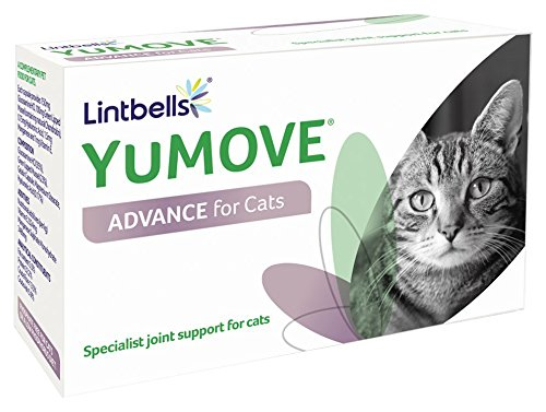 Yumove Cat Triple Action Joint Supplement 60 Capsules - Triple Action Tabletten