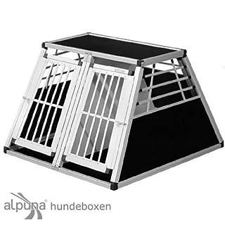 Alpuna Transportbox N43 > 96x93x65cm Notausstieg Doppelbox