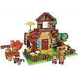BIG 800057098 juego de construcción - juegos de construcción (1,5 año(s), 162 pieza(s), Dibujos animados, Niño/niña, 5 año(s), 54 cm)