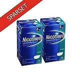 Nicotinell Lutschtabletten 2 mg Mint zuckerfrei Sparset 192 Stück