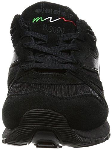 Sneaker Iii Unisex Bassa Diadora Blu N9000 Nero w7EqUp0A