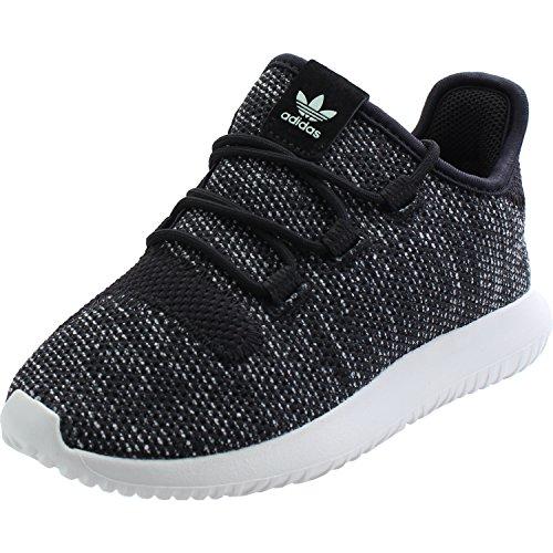 Junior Tubular C Originals Black Trainers Textile Black Shadow Knit adidas qSPp0
