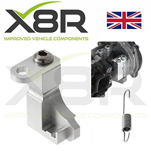 Inlet Manifold P2015 Error Flap Actuator Motor Repair Bracket For Aluminium  Manifold