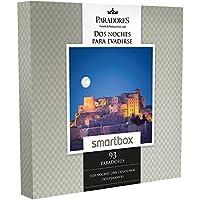 SMARTBOX - Caja Regalo -DOS NOCHES PARA EVADIRSE - 93 Paradores excepcionales como castillos, palacios o conventos en España
