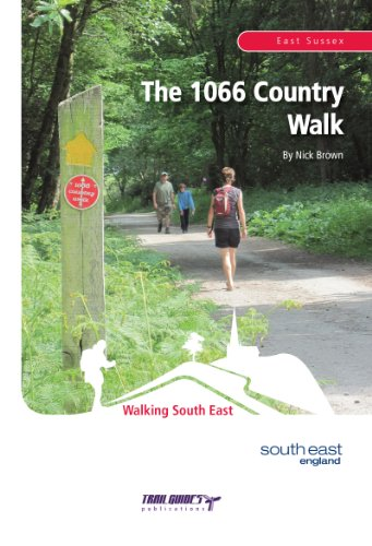 The 1066 Country Walk guidebook
