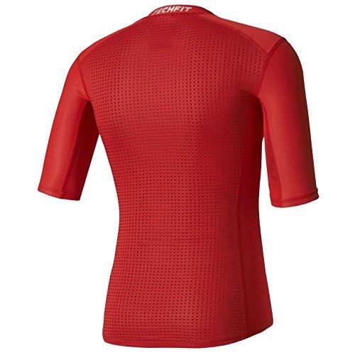 Zoom IMG-1 adidas techfit climachill funzione shirt