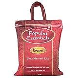 #4: Popular Essentials Rozana Sona Masouri Rice, 10kg