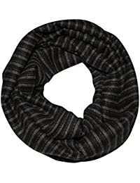 brit-M Women's Scarf Grey Black, grey One size