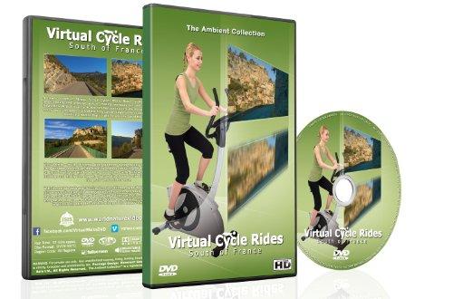 Virtuelle Radtouren - Südfrankreich