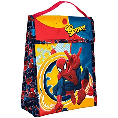 Zak Designs Ultimate Spider-man Insulated Lunch Bag